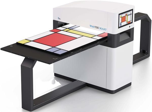 Широкоформатное планшетное сканирование