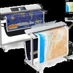 Широкоформатное сканирование